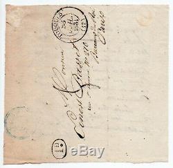 Alexandre Dumas Autograph Letter Signed Touques July 23, 1831