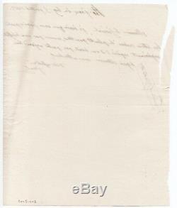 Bonaparte Joseph Autograph Letter Signed Saint-jean-de-luz July 5, 1813