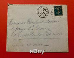 Claude Monet Autograph Letter Signed Francois Thiebaut-sisson