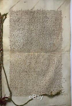 Ferdinand The Catholic & Reina Juana De Castilla Letter Signed Letter -signed