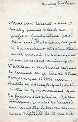 George Sand Autograph Letter Signed
