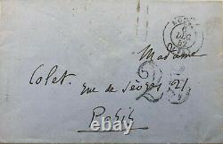 Gustave Flaubert Signed Autograph Letter To Louise Colet (1852)