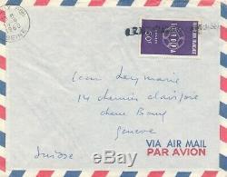 Jean Fautrier Autograph Letter Signed Painting Merchants Atrocious Exhibition