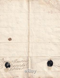Maintenon Autograph Letter Signed Louis XIV