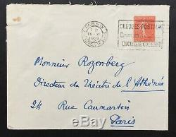 Marcel Pagnol Autograph Letter Signed Envelope 3 + 1929 Pages