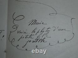 Marie Laurencin Letter Autograph Signee A Roger Nimier About His Children Trist