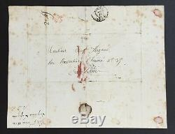 Marquis De Lafayette General Letter Signed Letter Signed 1824