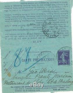Maurice Denis Autograph Letter Signed In Geo Weiss Frantz Jourdain Champion Art