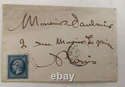 Rosa Bonheur (1822-1899) Animal Painter. Rosa Bonheur Autograph Letter