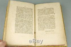 Senancour Letter Of An Inhabitant Of The Vosges 1814 Eo Signed Autograph Signing