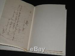 Andre Gide Poeme Autographe Signe Dedicace A Francis Jammes Sous Forme De Lettre