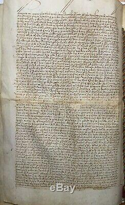 Ferdinand le Catholique & Juana Reina de Castilla Lettre signée -Signed letter