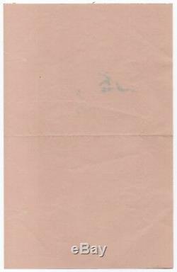 GIDE André Lettre autographe signée 15 décembre 1949