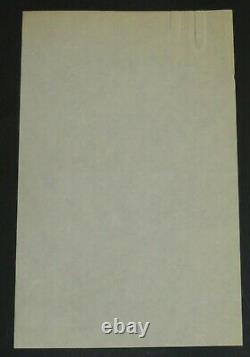 Gaston Gallimard Lettre Autographe Signee A Paul Eluard Anthologie Poesie 1951