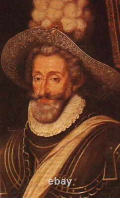 Henri IV Roi LETTRE AUTOGRAPHE SIGNEE Catherine de Medicis