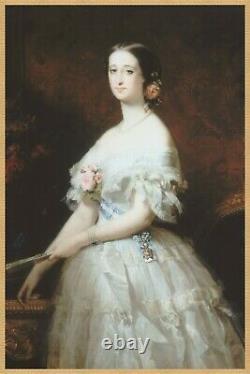 Impératrice Eugénie de Montijo (1826-1920) Lettre signée 1862 Napoléon III
