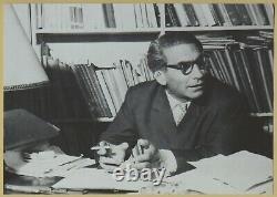 Joseph Kosma (1905-1969) Compositeur français Rare lettre autographe signée