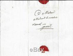Le Maréchal Jean LANNES Lettre autographe signée rare