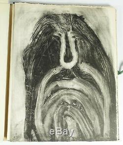 MICHAUX Meidosems Point du jour, 1948. EO. Envoi + lettre autographe signée