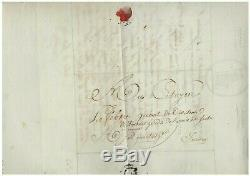 Maréchal Jourdan / Lettre Signée (1795) / Armée Sambre Et Meuse / Belgique
