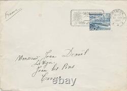 Marie LAURENCIN Lettre autographe signée à Jean DENOËL