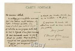 Max Jacob / Lettre Autographe Signée (1926) / Le Nom / La Lampe D'aladin