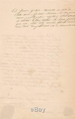 Peintre Vincent Courdouan lettre autographe signée Toulon orientaliste