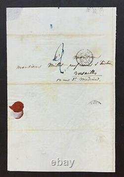 Prince NAPOLÉON BONAPARTE lettre autographe signée Mieroslawski Pologne 1848