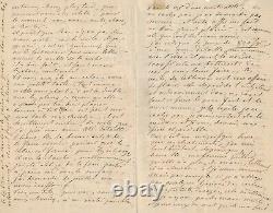Théophile SCHULER peintre Alsace illustrateur lettre autographe signée il rêve
